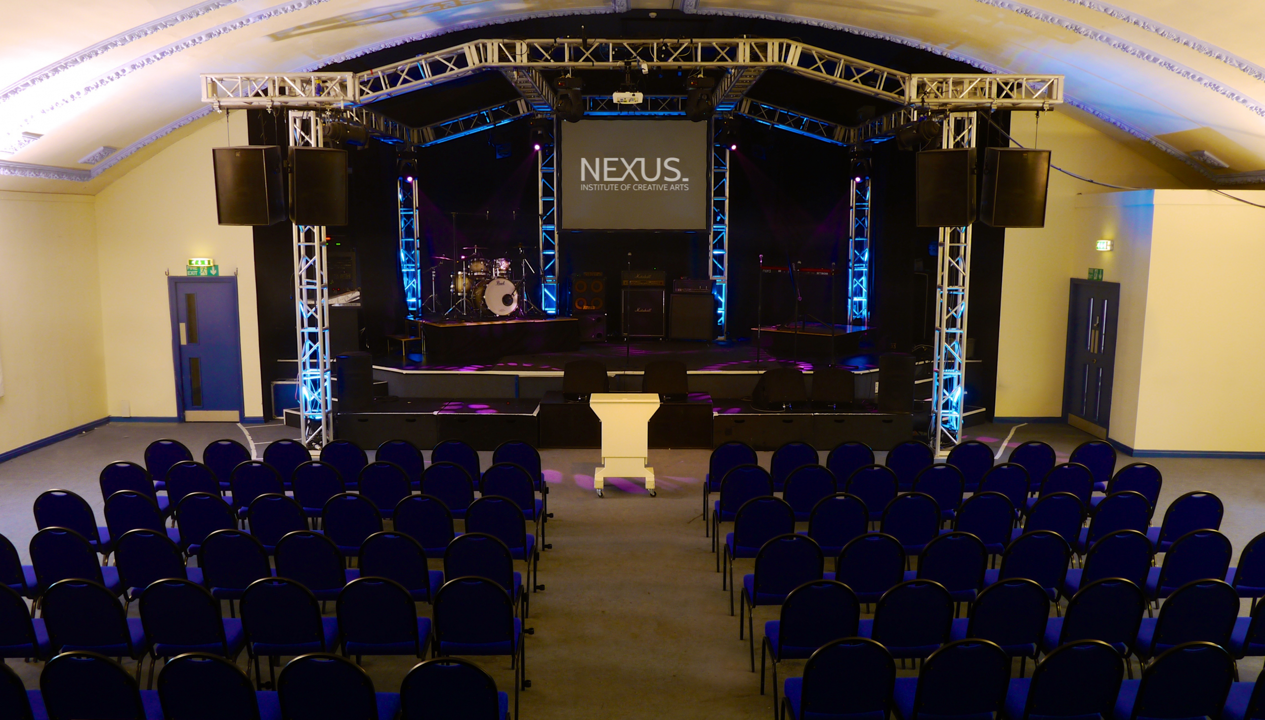 Nexus ICA Facilities - The Lecture Hall